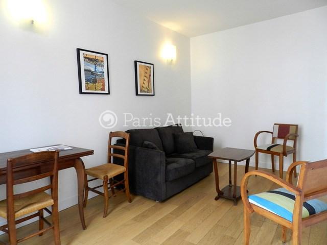 Rent Apartment 1 Bedroom 30m² rue de Saussure, 75017 Paris