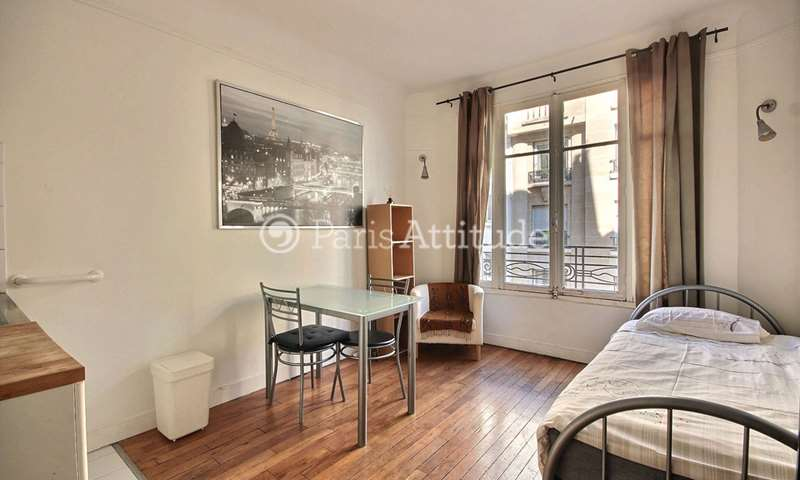 Location Appartement Studio 16m² rue Brancion, 15 Paris