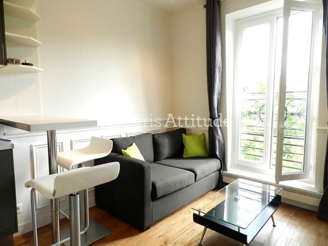 Rent Apartment 1 Bedroom 24m² avenue de Suffren, 75015 Paris