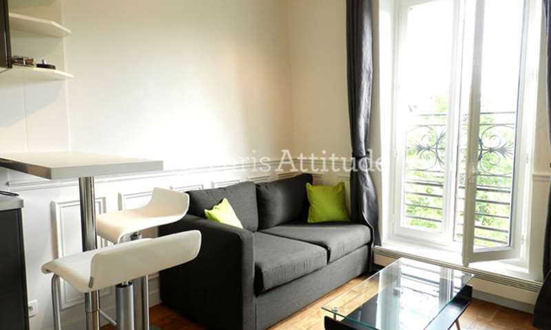 Rent Apartment 1 Bedroom 24m² avenue de Suffren, 75015 Paris