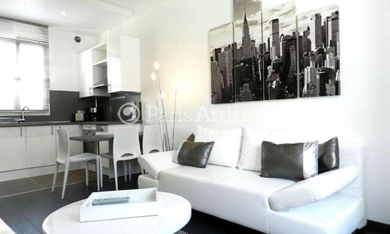 Rent Apartment 1 Bedroom 35m² rue du Rocher, 75008 Paris