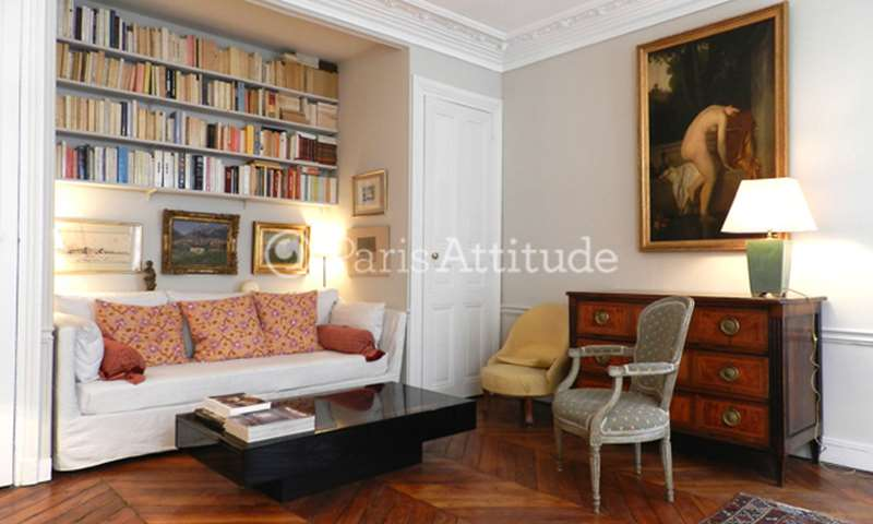 Rent Apartment 1 Bedroom 64m² rue de Compiegne, 75010 Paris