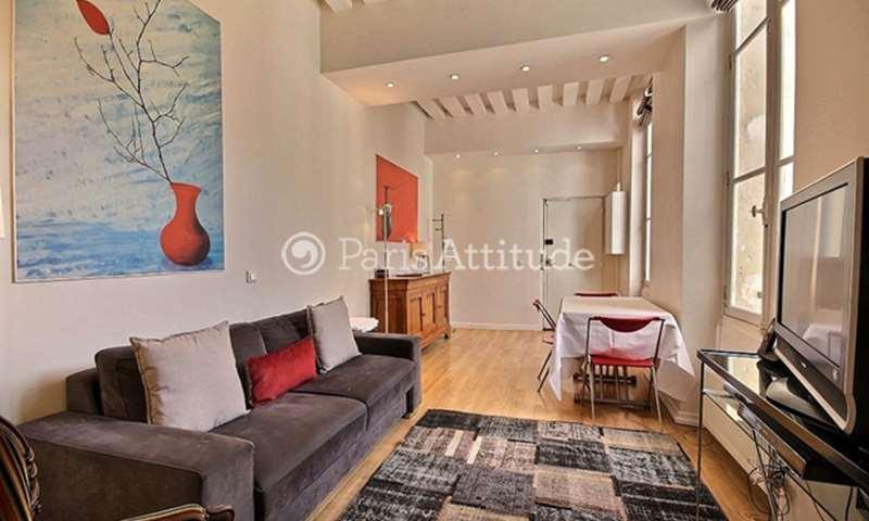 Location Appartement 2 Chambres 74m² rue du Temple, 75003 Paris