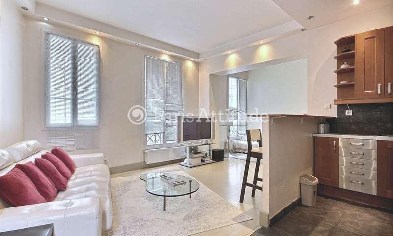 Rent Apartment 1 Bedroom 50m² rue de Longchamp, 16 Paris
