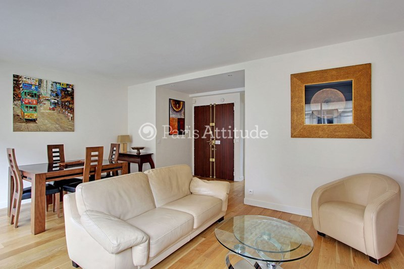 Rent Apartment 2 Bedroom 70m² avenue Raymond Poincare, 75016 Paris
