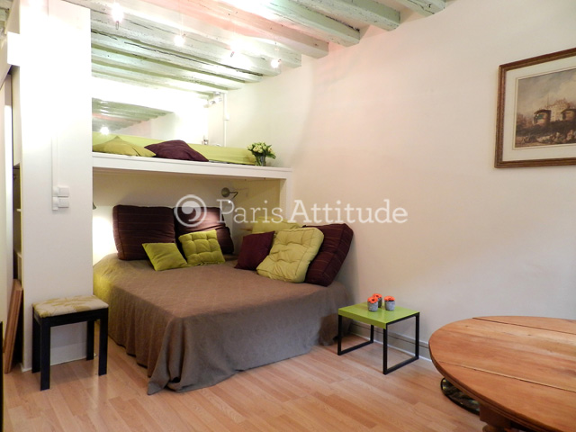 Apartment Studio 26 m² Latin Quarter - Notre Dame