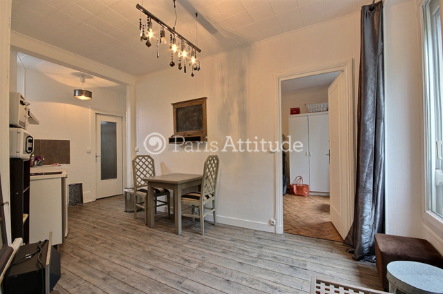 Apartment 1 Bedroom 32 m² Montmartre