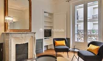 Rent Apartment 2 Bedrooms 63m² rue Lauriston, 16 Paris