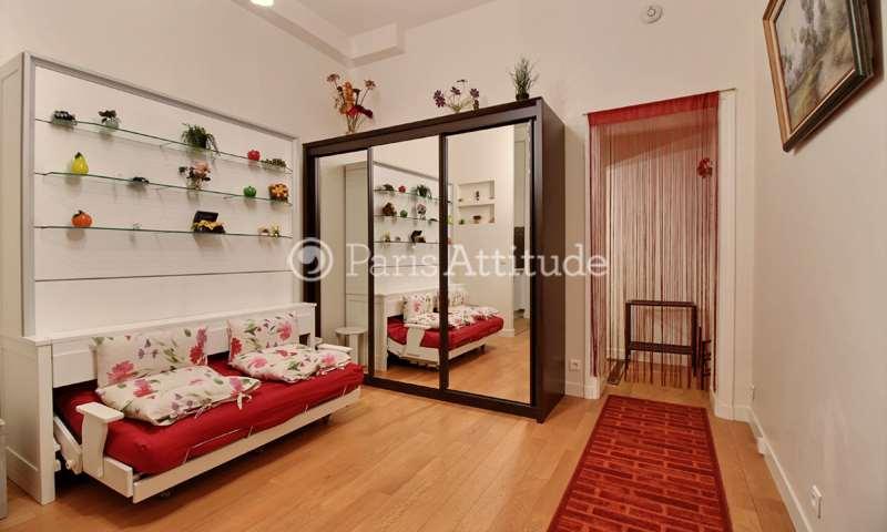 Location Appartement Studio 24m² rue de la Faisanderie, 75016 Paris