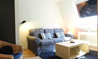 Rent Apartment 1 Bedroom 35m² rue Gustave Courbet, 16 Paris