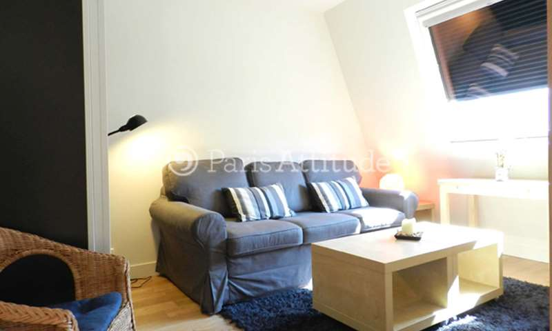 Rent Apartment 1 Bedroom 35m² rue Gustave Courbet, 75016 Paris