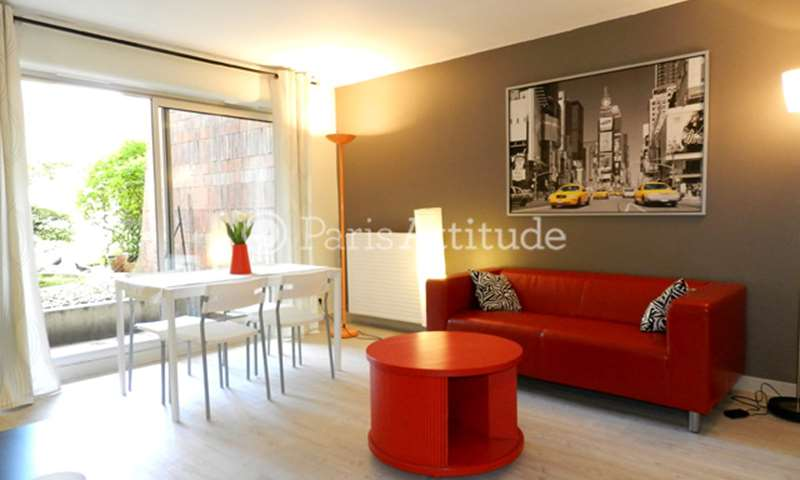 Rent Duplex 2 Bedrooms 60m² rue de Cambrai, 19 Paris