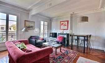 Rent Apartment 1 Bedroom 55m² Place Gambetta, 20 Paris