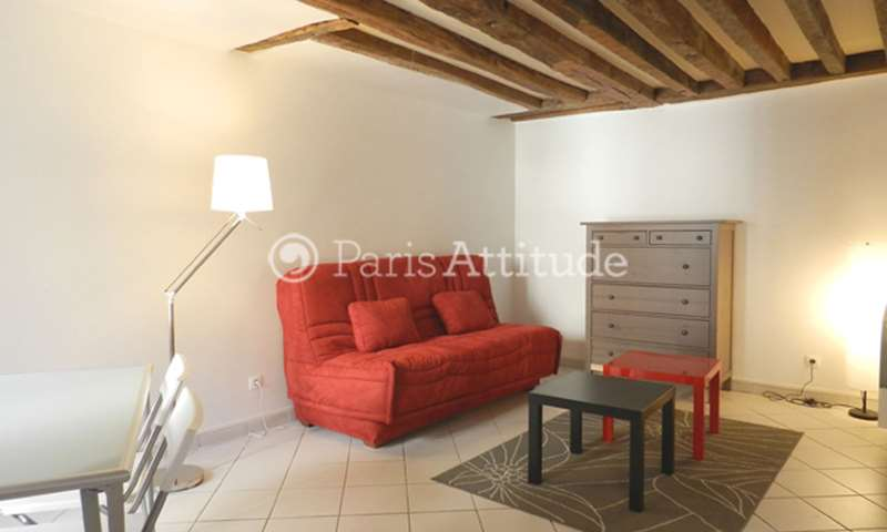Rent Apartment Studio 29m² rue de Provence, 9 Paris