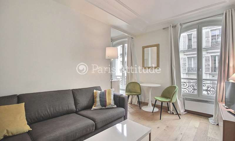 Location Appartement 1 Chambre 33m² rue Keller, 75011 Paris