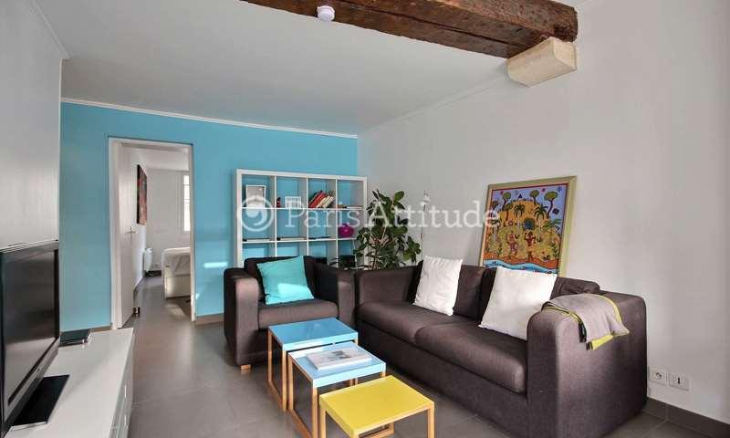 Aluguel Apartamento 1 quarto 39m² rue Beauregard, 2 Paris