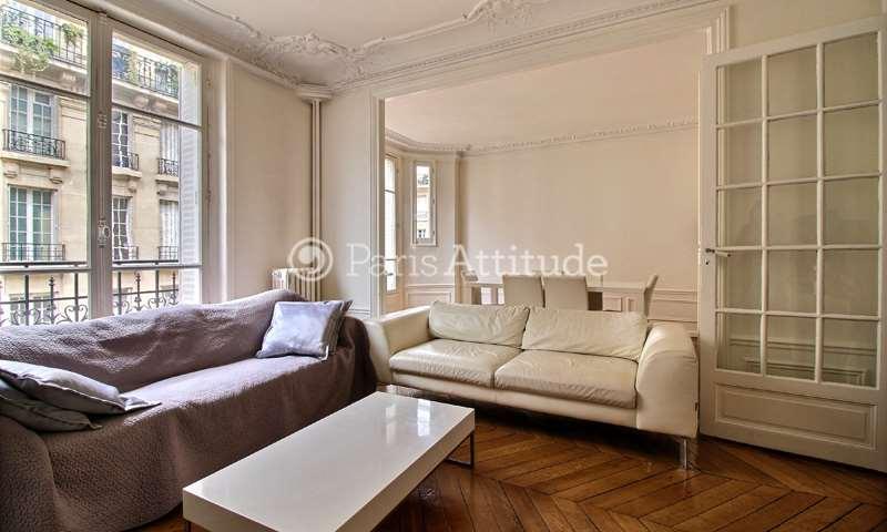 Rent Apartment 1 Bedroom 67m² rue Paul Sauniere, 75016 Paris