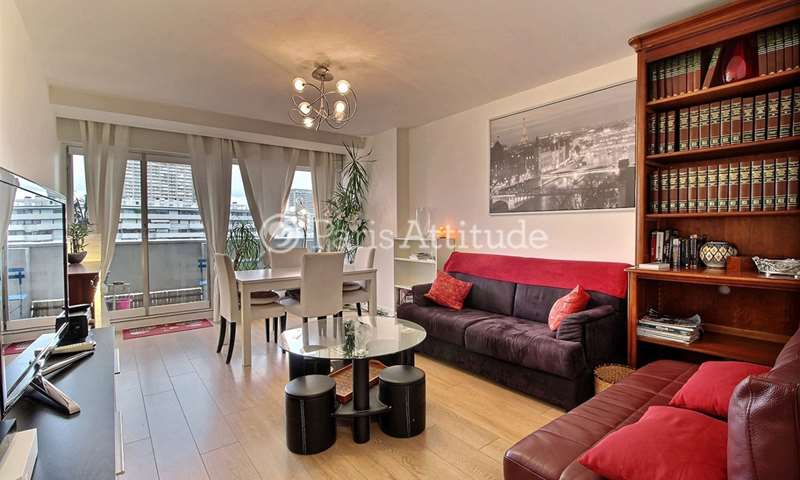 Rent Apartment 2 Bedrooms 74m² avenue d Italie, 75013 Paris