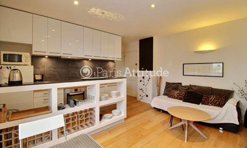 Aluguel Apartamento 1 quarto 33m² rue Victorien Sardou, 75016 Paris