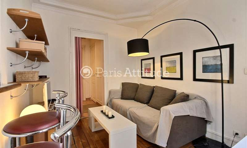 Rent Apartment 1 Bedroom 34m² rue de Vaugirard, 75015 Paris