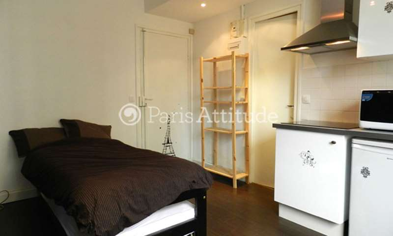 Rent Apartment Studio 19m² avenue Ferdinand Buisson, 92100 Boulogne Billancourt