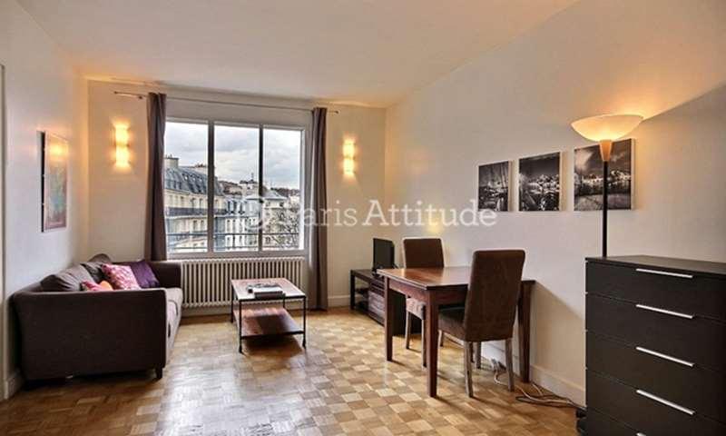 Rent Apartment Alcove Studio 38m² rue de Navarre, 5 Paris