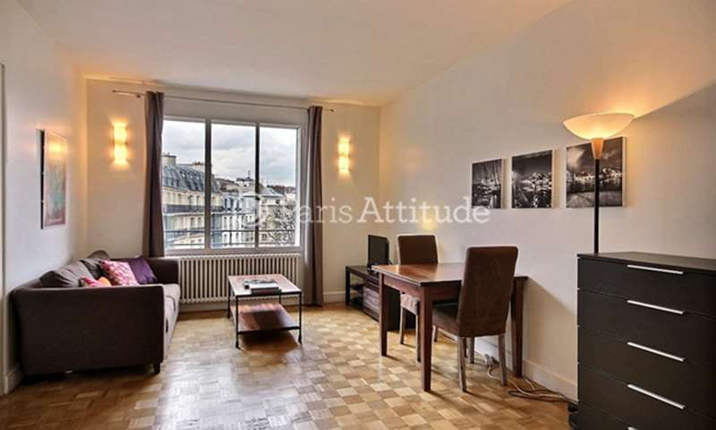 Rent Apartment Alcove Studio 38m² rue de Navarre, 75005 Paris