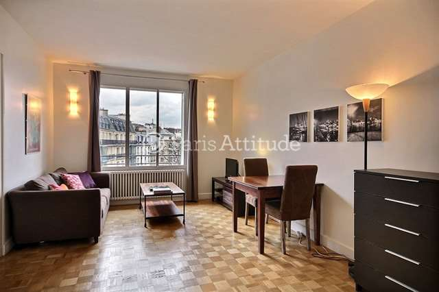 Rent furnished Apartment Alcove Studio 38m² rue de Navarre, 75005 Paris