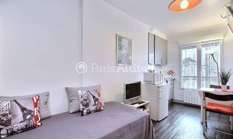 Rent Apartment Studio 16m² rue du Château, 92200 Neuilly sur Seine