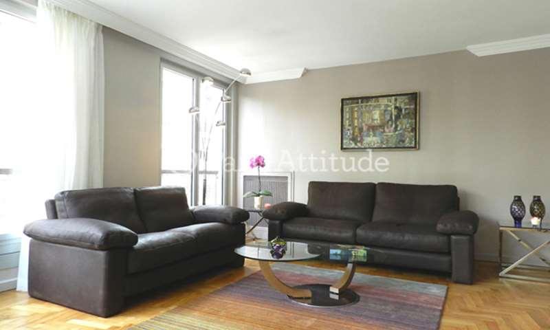 Location Appartement 2 Chambres 95m² boulevard Saint Germain, 7 Paris