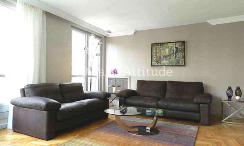 Rent Apartment 2 Bedroom 95m² boulevard Saint Germain, 75007 Paris