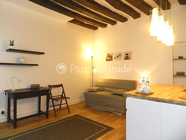 Rent Apartment In Paris 75003 21m 178 Le Marais Ref 8851