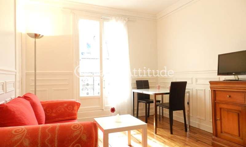 Rent Apartment 1 Bedroom 37m² rue de l Assomption, 75016 Paris