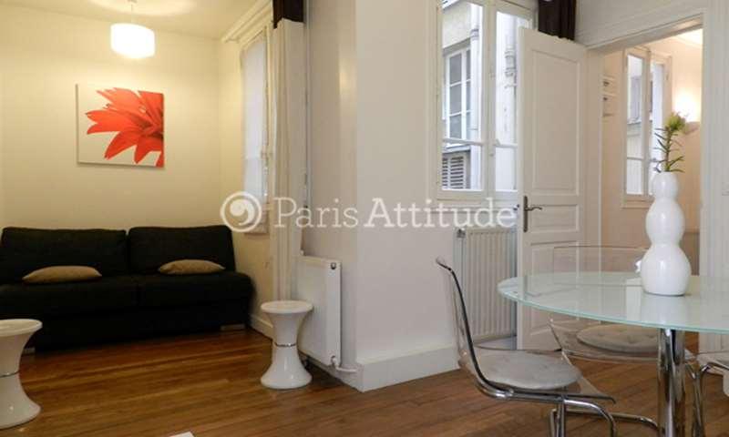 Location Appartement 2 Chambres 50m² boulevard du Montparnasse, 14 Paris