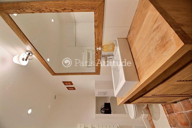 Louer un appartement paris 75006 35m saint germain for Restaurer une salle de bain