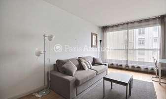 Rent Apartment Studio 28m² rue de Lourmel, 15 Paris