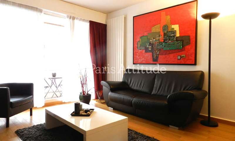 Rent Apartment 1 Bedroom 47m² rue Boussingault, 75013 Paris