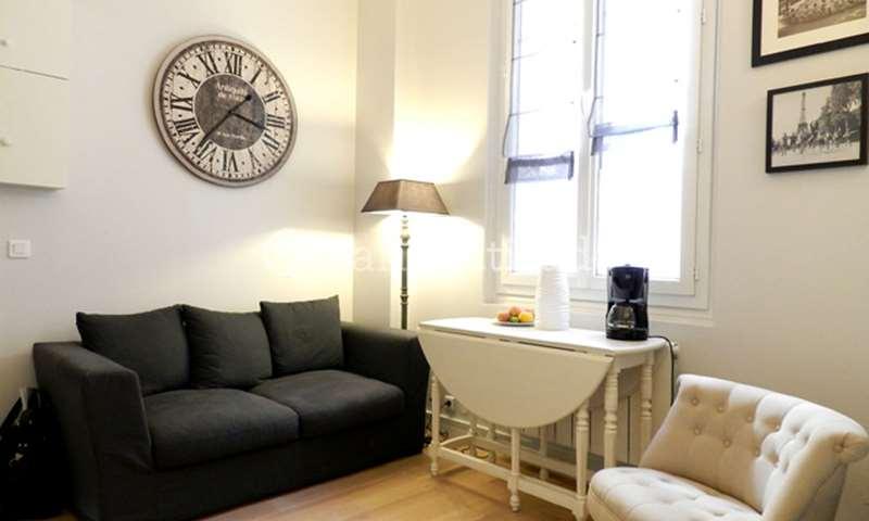 Location Appartement Studio 17m² rue Rollin, 5 Paris