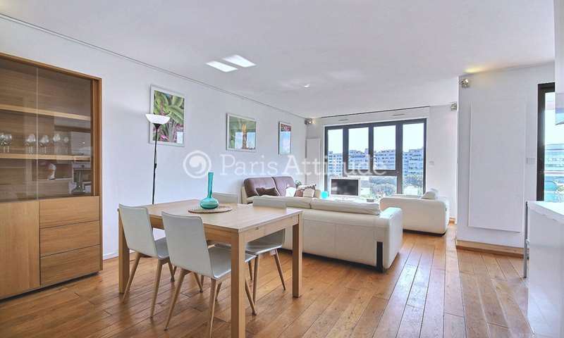 Rent Apartment 2 Bedrooms 70m² Allée Claude Monet, 92300 Levallois Perret