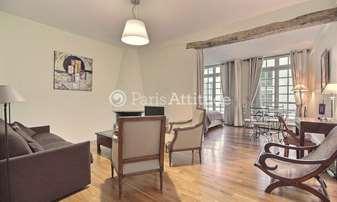 Rent Apartment Alcove Studio 45m² rue Suger, 6 Paris