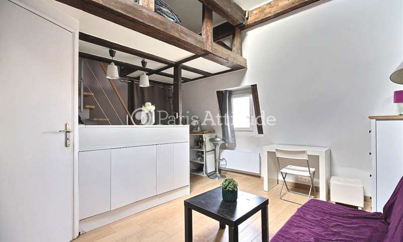 Location Appartement Studio 20m² rue du Faubourg Poissonniere, 10 Paris