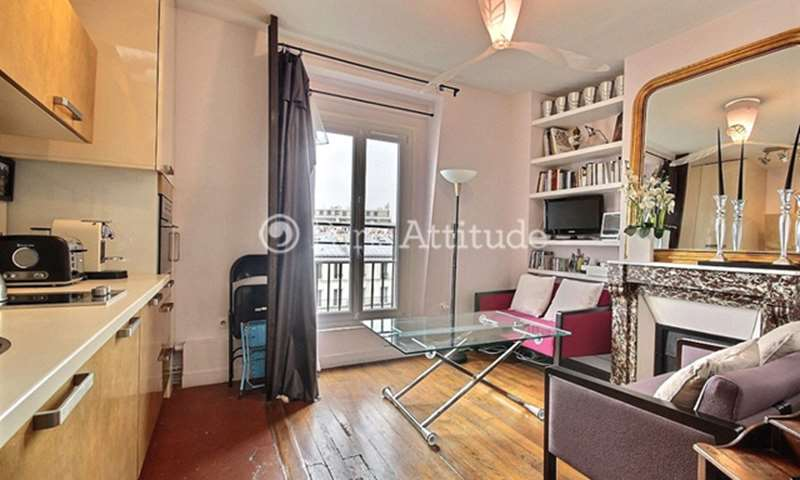 Rent Apartment 1 Bedroom 29m² avenue des Ternes, 17 Paris
