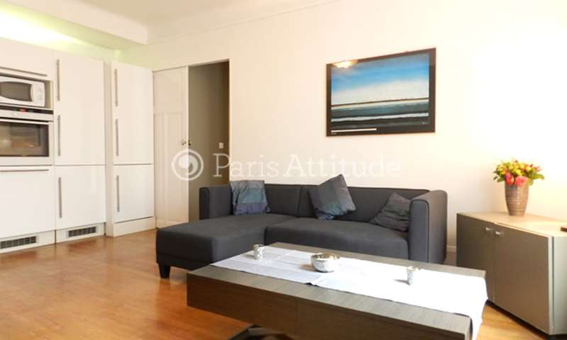 Rent Apartment 2 Bedroom 55m² rue Feydeau, 75002 Paris
