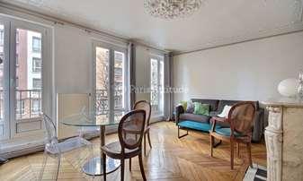 Rent Apartment 2 Bedrooms 60m² rue de la Grange aux Belles, 10 Paris