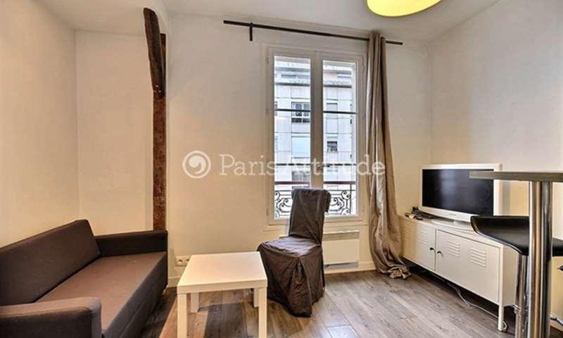 Aluguel Apartamento 1 quarto 27m² rue du Moulin Joly, 11 Paris