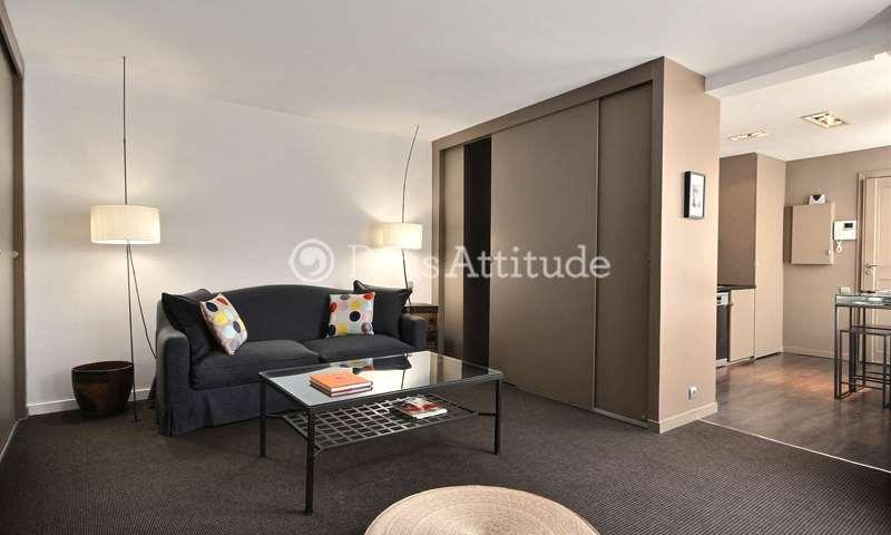 Rent Apartment Studio 42m² rue du Faubourg Saint Honore, 75008 Paris