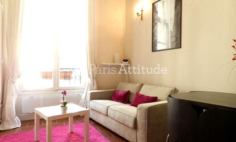 Aluguel Apartamento Quitinete 21m² rue Saint Martin, 4 Paris