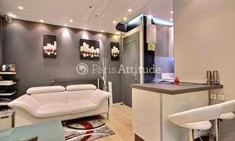 Rent Apartment Studio 20m² rue Caillaux, 13 Paris