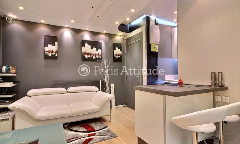 Rent Apartment Studio 20m² rue Caillaux, 13 Paris
