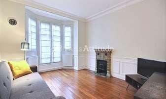 Aluguel Apartamento 1 quarto 32m² rue du Bouquet de Longchamp, 16 Paris